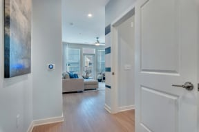 Hallway View at Alta Croft, Charlotte, North Carolina
