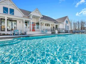Invigorating Swimming Pool at Alta Croft, North Carolina, 28269