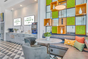 Relaxing Clubhouse at Alta Croft, Charlotte, 28269