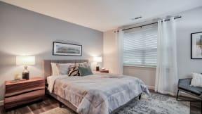 Spacious Master Bedrooms at Windsor at Oak Grove, 02176, MA