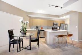 Open-Concept Floor Plans at Terraces at Paseo Colorado, 375 E. Green Street, CA