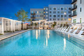 Luxury apartment homes available at Metro West, 8055 Windrose Ave, Plano