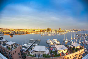 Waterfront Luxury Living at Crescent at Fells Point by Windsor, Baltimore, MD