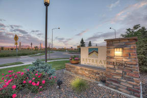 Personalized Tours Available at Retreat at the Flatirons, Broomfield, Colorado