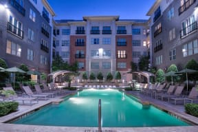 Personalized Tours Available at Windsor at West University, Houston, Texas