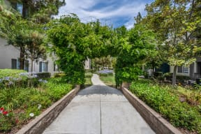 Convenient Downtown San Jose Location at Pavona Apartments, California, 95112
