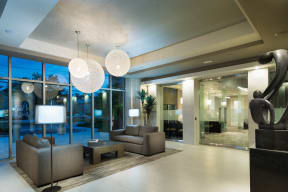 Spacious Lobby Area at Windsor at West University, Houston, 77005