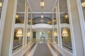 Stunning, Welcoming Lobby at Windsor at Hancock Park, 90004, CA