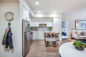 Open-Concept Floor Plans at Malden Station by Windsor, 250 W Santa Fe Ave, Fullerton