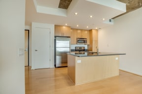 Chef-Inspired Kitchen Islands at IO Piazza by Windsor, Virginia, 22206