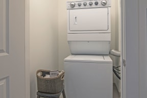 In-Home, Full-Size Washer And Dryer at Jack Flats by Windsor, 02176, MA