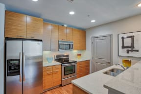 Chef-Inspired Kitchens at Glass House by Windsor, Dallas, 75201
