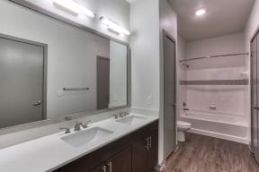 Espresso Cabinetry at Windsor West Lemmon, Dallas, 75209