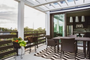Expansive Terraces with Select Homes at Morningside Atlanta by Windsor, Georgia, 30324
