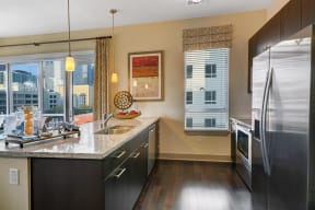 Chef-Inspired Kitchen Designs at South Park by Windsor, 939 South Hill Street, Los Angeles