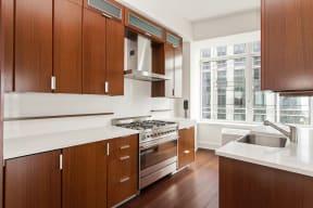 Premium Smeg and Miele Appliances at The Aldyn, New York, 10069