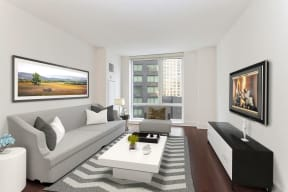 Incredible Upper West Side Views at The Aldyn, NY, 10069