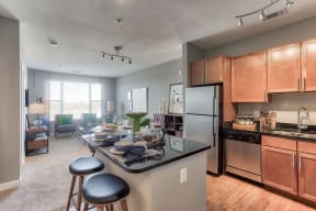 Open Concept Kitchens for Home Chef at The Ridgewood by Windsor, Fairfax, 22030