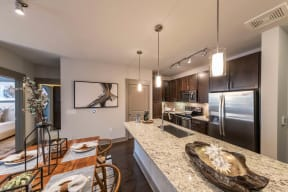 Modern, Fully-Equipped Kitchen at Windsor Old Fourth Ward, 30312, GA