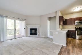 Open-Concept Floor Plans at Pavona Apartments, San Jose, CA