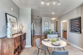 Open concept living at The Ridgewood by Windsor, 4211 Ridge Top Road, Fairfax
