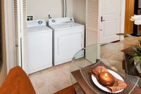 Full-Size, In-Unit Washers and Dryers at Windsor Lofts at Universal City, 4055 Lankershim Blvd., CA