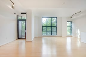 Airy, Vaulted Ceilings at IO Piazza by Windsor, Arlington, Virginia
