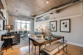 Open Floor Plans at Crescent at Fells Point by Windsor, 951 Fell Street, Baltimore