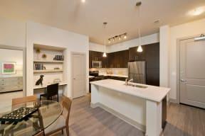Modern, Open-Concept Kitchens at Windsor at West University, 2630 Bissonnet Street, TX