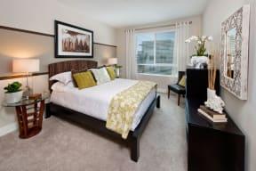 Spacious Bedrooms at Boardwalk by Windsor, 92647, CA