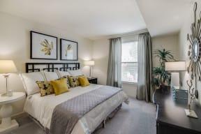 Spacious Bedrooms at The Manhattan, Colorado, 80202