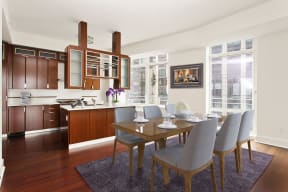Spacious, Open Floor Plans at The Aldyn, New York, NY