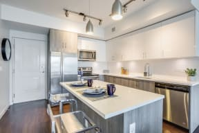 Upscale Stainless Steel Appliances at Allure by Windsor, 33487, FL