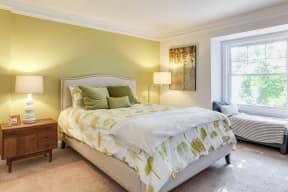 Beautiful, Spacious Bedrooms at Windsor Village at Waltham, Waltham, Massachusetts