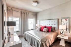 Spacious bedrooms at Blu Harbor by Windsor, 94603, CA