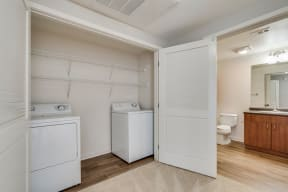 In-Unit Washer/Dryerat Dublin Station by Windsor, 5300 Iron Horse Pkwy, CA