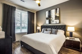 Hardwood Floors at Windsor by the Galleria, Dallas, Texas