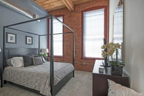 Large Comfortable Bedrooms with Plush Carpeting at Jack Flats by Windsor, 1000 Stone Place, MA