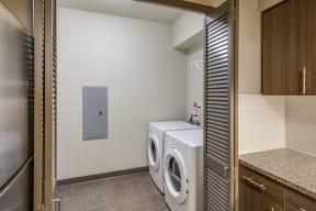 Full-Size Washers and Dryers at Platform 14, 1030 NE Orenco Station Pkwy, Hillsboro