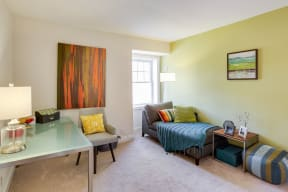 Second Bedrooms for Guests or Home Office at Windsor Village at Waltham, Waltham, 02452