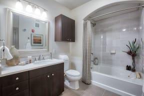 Spa-Inspired Bathrooms at Windsor at Cambridge Park, Cambridge, 02140