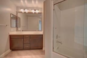Spa-Inspired Bathrooms at Windsor at Hancock Park, 445 North Rossmore Avenue, Los Angeles