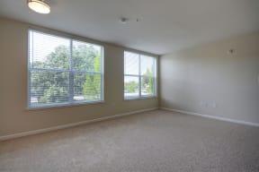 Dual Pane Oversized Windows in Every Room at Villa Montanaro, California