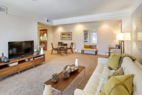 Flexible Dining/Entertaining Space at Windsor Village at Waltham, 976 Lexington Street, MA