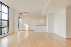 Hardwood Flooring in Select Homes at IO Piazza by Windsor, Arlington, Virginia