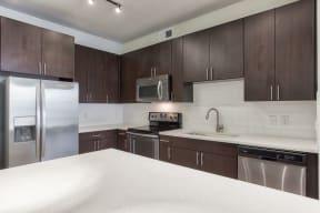 Wood-Style Flooring at Windsor West Lemmon, 3650 Cedarplaza Lane, Dallas