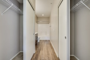 Ample In-Home Storage at Pavona Apartments, San Jose, 95112