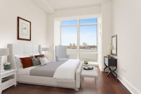 Abundant Natural Light in Apartment at The Aldyn, 60 Riverside Blvd., NY