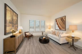 Large Windows Allow In Ample Natural Light at Windsor at West University, 77005, TX