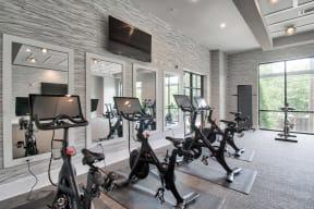 Cardio Equipment at Windsor Old Fourth Ward, 608 Ralph McGill Blvd NE, Atlanta